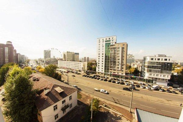 Апартаменты Хоум Отель на Менделеева - фото 18