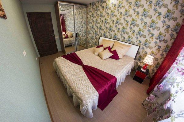 Апартаменты Хоум Отель на Менделеева - фото 9