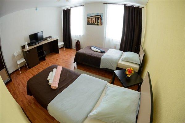 Отель Афины - фото 1