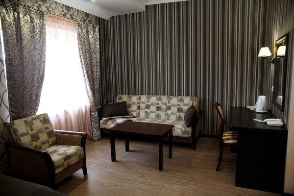 Hotel Lyudinovo - фото 10