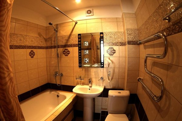 Hotel Lyudinovo - фото 12