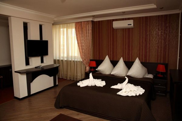 Hotel Lyudinovo - фото 2