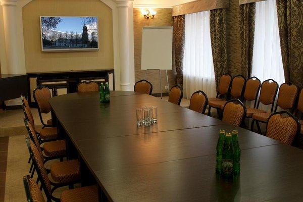 Hotel Lyudinovo - фото 21