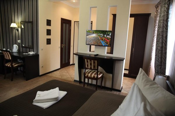 Hotel Lyudinovo - фото 7