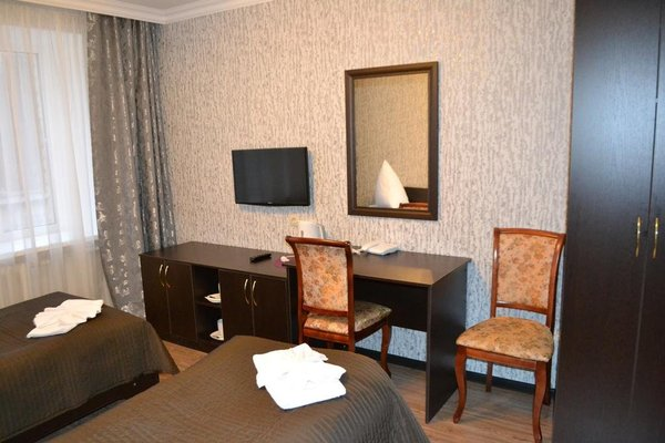 Hotel Lyudinovo - фото 8