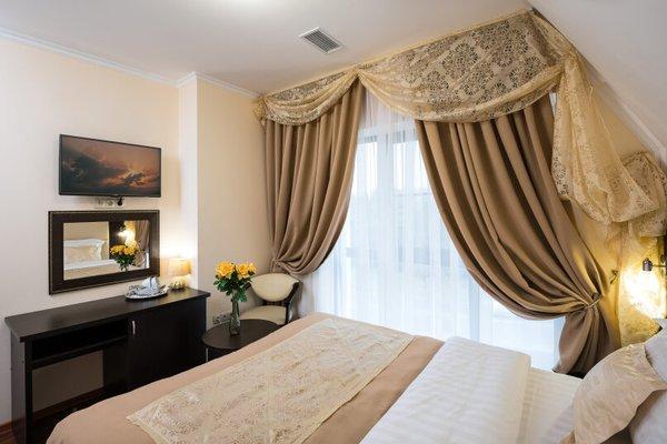 Бутик-отель Mozart - фото 8