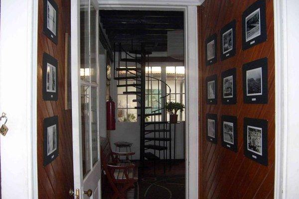 Hostal Casona de Chorrillos - фото 12