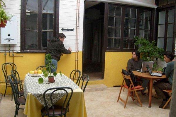 Hostal Casona de Chorrillos - фото 13