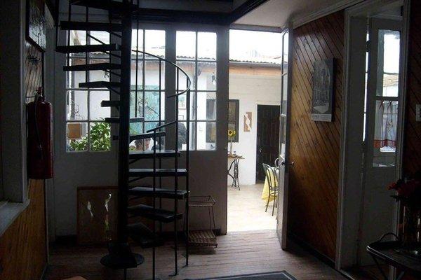 Hostal Casona de Chorrillos - фото 9