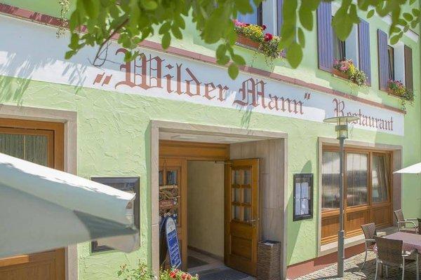 Hotel Wilder Mann - фото 19