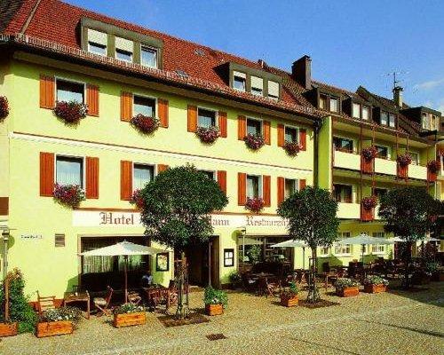 Hotel Wilder Mann - фото 22