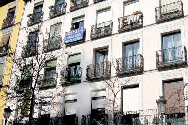 Hostal Residencia Fernandez - фото 18