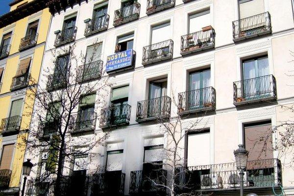 Hostal Residencia Fernandez - фото 19