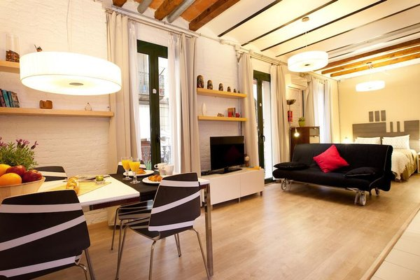 Arts Apartments Baluard - фото 20