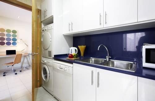 Ainb Diagonal Francesc Macia Apartments - фото 19