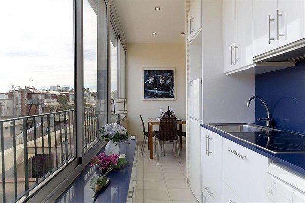 Ainb Diagonal Francesc Macia Apartments - фото 21
