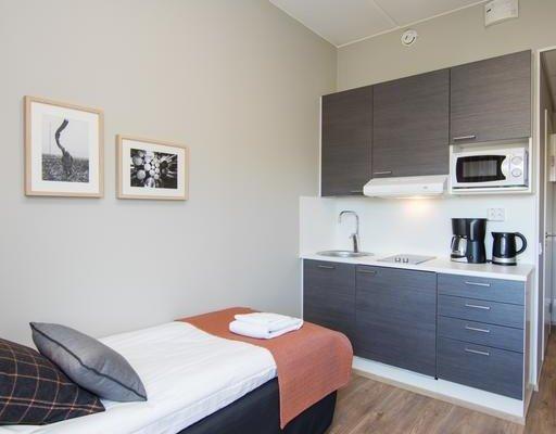 Forenom Aparthotel Espoo Leppavaara - фото 2