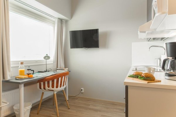 Forenom Aparthotel Espoo Leppavaara - фото 5