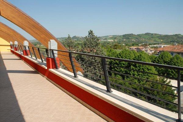 Hotel Flaminio Tavernelle - фото 14