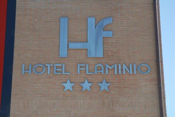 Hotel Flaminio Tavernelle - фото 16