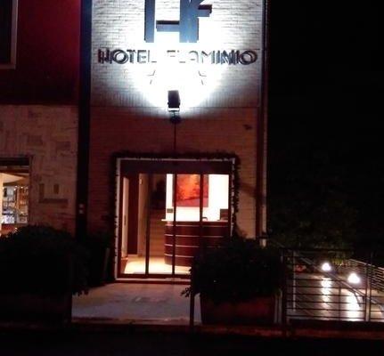 Hotel Flaminio Tavernelle - фото 7