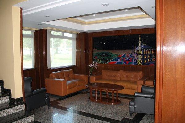 Hotel Estrella de Oriente - фото 13