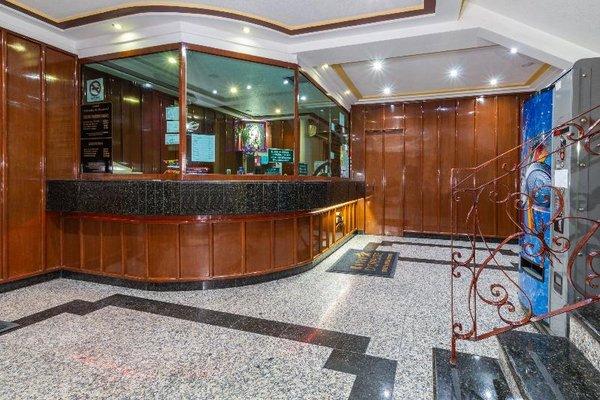 Hotel Estrella de Oriente - фото 17