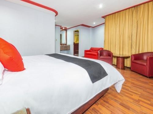 Hotel Estrella de Oriente - фото 4
