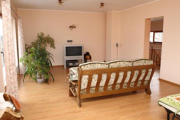 Гостиница «HOLIDAY HOUSE ALGIDA», Друскининкай