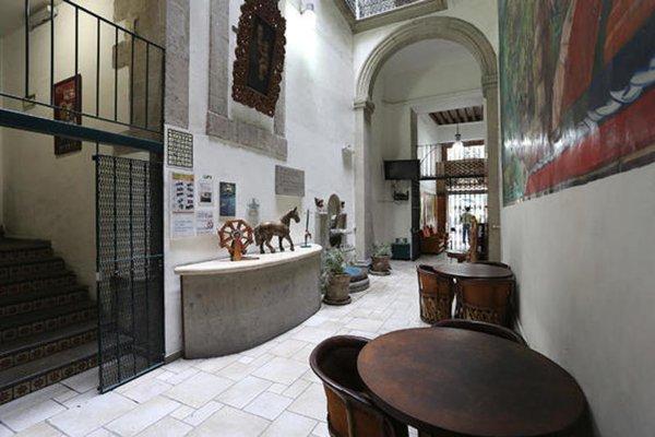 Mexico City Hostel - фото 19