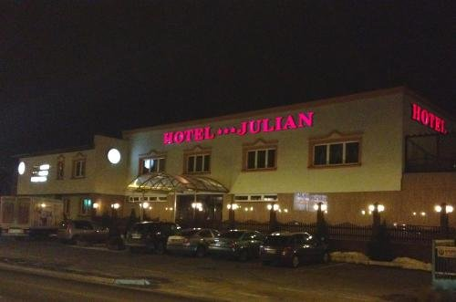Hotel Julian - фото 23