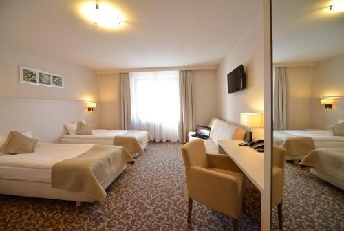 Hotel Camelot - фото 2