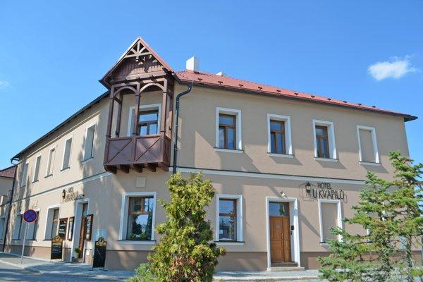 Hotel U Kvapilu - фото 22