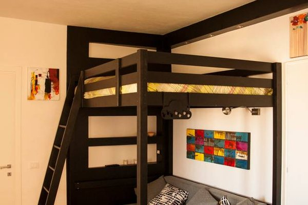 Apollonion Apartment - фото 21