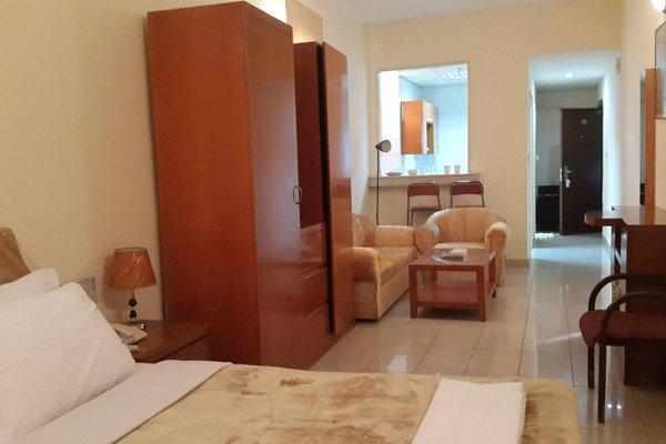 AL Raien Hotel Apartment - фото 1