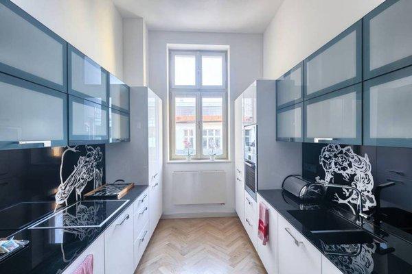 Opletalova Apartments - фото 10