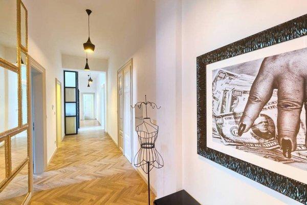Opletalova Apartments - фото 13