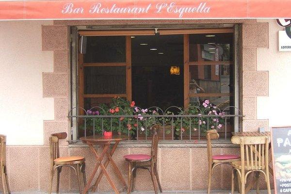 Hostal L'Esquella - фото 14