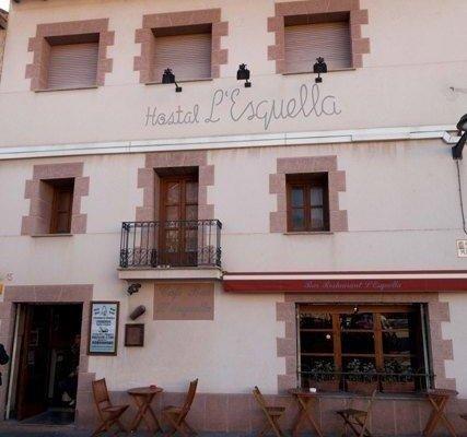 Hostal L'Esquella - фото 15