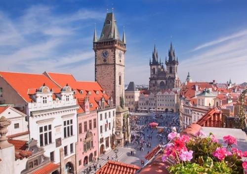 Prag Zentrum Apartments - фото 23