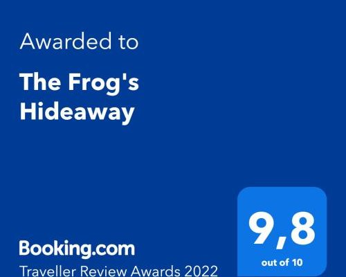 The Frog's Hideaway - фото 31