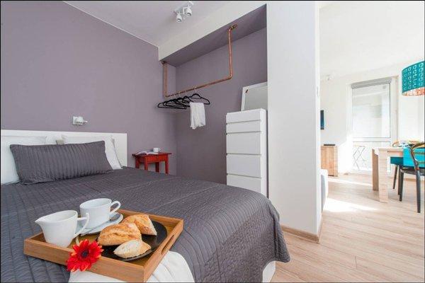 P&O Apartments Zamoyskiego - фото 8