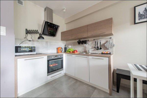 P&O Apartments Zamoyskiego - фото 9