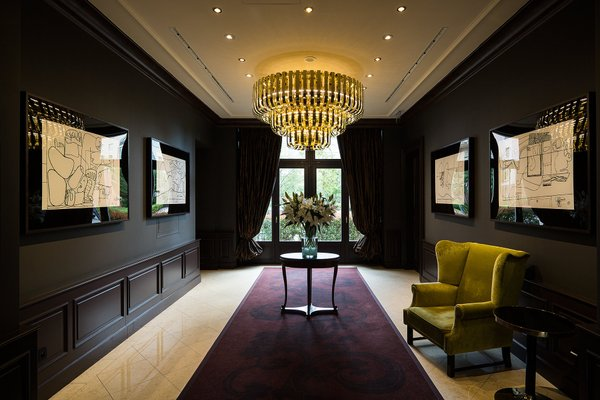 Арт отель Le Palais Prague - фото 12