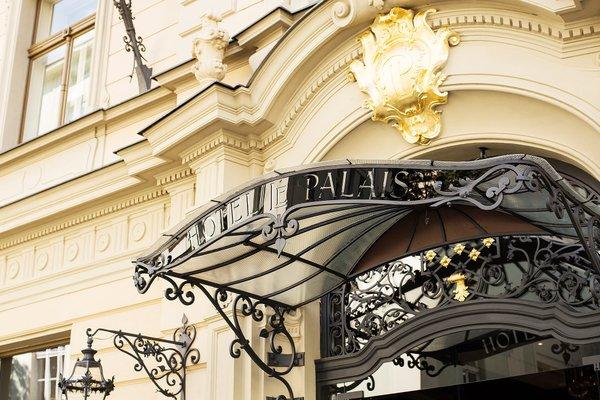 Арт отель Le Palais Prague - фото 13