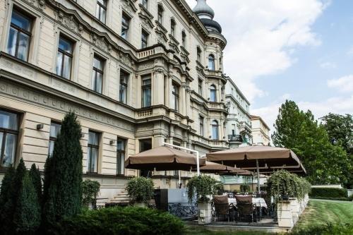 Арт отель Le Palais Prague - фото 22