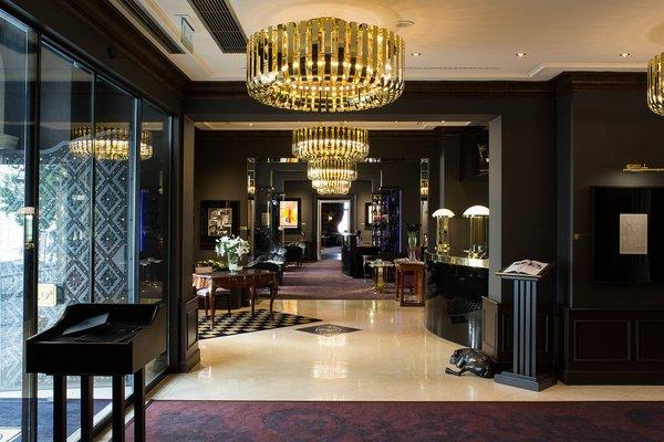 Арт отель Le Palais Prague - фото 9