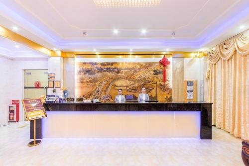 Guangzhou Airport Voyage Service Apartment Baiyun Airport - фото 50