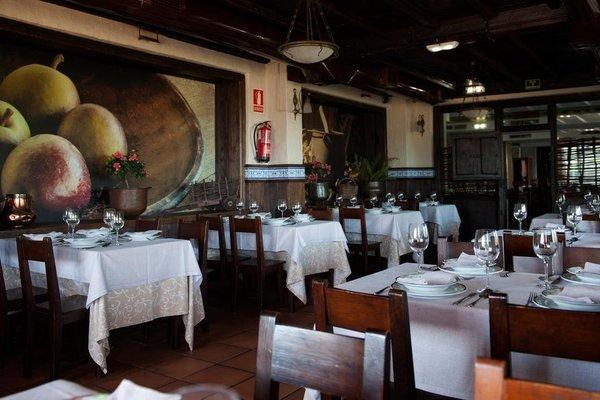 Hotel Restaurante Canzana - фото 17