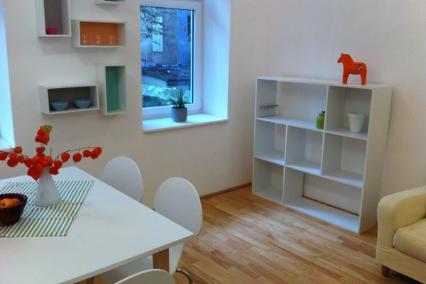 Moderne Altbauwohnung in Wien - фото 50
